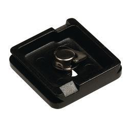 """Camlink CL-QRTP23-BL Snelkoppelingsplaat 1/4"""" schroef"""