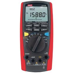 UNI-T UT71B. Digitale multimeter TRMS 20000 cijfers 1000 VAC 1000 VDC 10 ADC