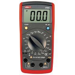 UNI-T UT603. LCR meter 20 M? 0.6 mF 20 H
