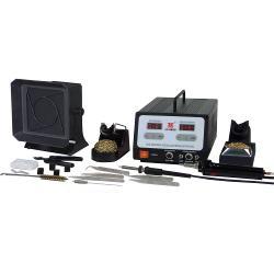 Xytronic LF-8800 Soldeer en de-soldeerstation 100 W CH <SteckerCH/><multisep/>F (CEE 7/4)