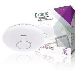 König SAS-CLALSD10 Smart Rookmelder 85 dB