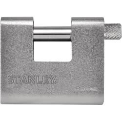 Stanley S742-023 Stanley Solid Brass Armored 80mm