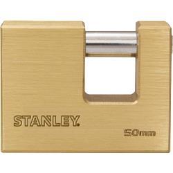 Stanley S742-025 Stanley Solid Brass Bayonette 50mm