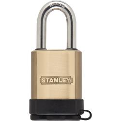 Stanley S742-002 Stanley 24/7 Solid Brass 50mm Std. Shackle