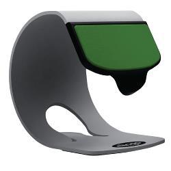 Clingo ACCCLI00015B Smartphone Stand Universal Aluminium Wit / Groen