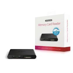 Sitecom MD-061 USB 3.0 Memorycard Reader