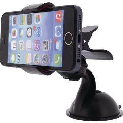 Mobilize MOB-21239 Universal Smartphone Mount In-Car Window and Dashboard Zwart