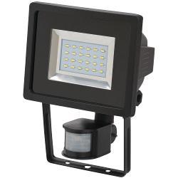 Brennenstuhl 1179280210 Brennenstuhl SMD-LED-lamp L DN 2405 PIR IP44 met infrarood bewegingsmelder 24x0,5W 950lm zwar...