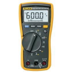 Fluke FLUKE 115 Digitale multimeter FLUKE 115 TRMS AC 6000 Cijfers 600 VAC 600 VDC 10 ADC