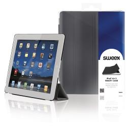 "Sweex SA830 Tablet Folio-case Apple iPad Pro 9.7"" Zwart"