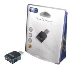Sweex SC010V2 Sweex Geluidskaart USB