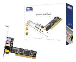 Sweex SC012 Sweex 5.1 PCI Geluidskaart