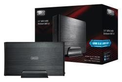 "Sweex ST070 Sweex 3,5"" SATA II HDD-behuizing USB 3.0"