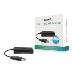 Sitecom CN-332 Hard Disk Adapter USB 3.0 Zwart