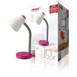 Ranex 6000.644 LED TafelLamp Roze
