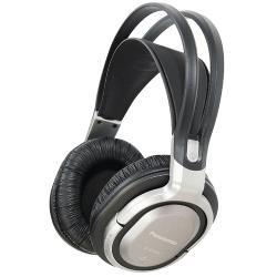 Panasonic RP-WF950E-S Hoofdtelefoon Over-Ear Radiofrequentie Zilver