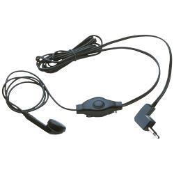 Cobra GA-EBM2 Headset In-Ear 2.5 mm Bedraad Ingebouwde Microfoon Zwart