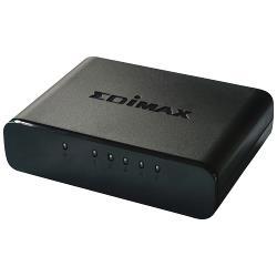 Edimax ES-3305P Netwerk Schakelaar 10/100 Mbit 5 Poorten