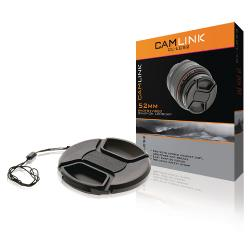 Camlink CL-LC52 Snap-On Lensdop 52 mm