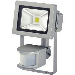 Brennenstuhl 1171250122 LED Floodlight met Sensor 10 W 700 lm Grijs
