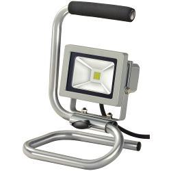 Brennenstuhl 1171250125 Mobiele LED Floodlight 10 W 700 lm Grijs