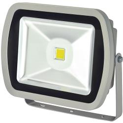 Brennenstuhl 1171250821 LED Floodlight 80 W 5600 lm Grijs