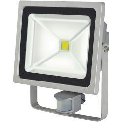 Brennenstuhl 1171250522 LED Floodlight met Sensor 50 W 3500 lm Grijs