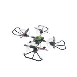 Jamara 422006 R/C Drone Oberon Altitude 4+6 Channel 2.4 GHz Control Groen