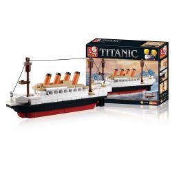 Sluban M38-B0576 Bouwstenen Titanic Titanic Small