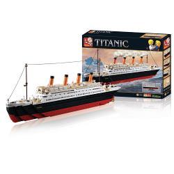 Sluban M38-B0577 Bouwstenen Titanic Titanic Big