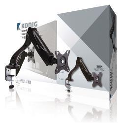 "König KNM-MM11 Monitor Beugel Draai- en Kantelbaar 10 - 32 "" 6 kg"
