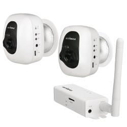 Edimax IC-3210WK IP-Camera VGA Wit/Zwart