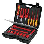 Knipex 98 99 11 Service case with isolated tool 17 p. VDE