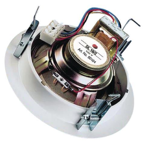 """Visaton 50104 HiFi plafond luidspreker 17 cm (6.5"""") 100 V"""