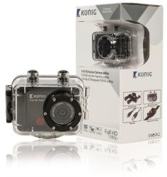 König CSAC300 Waterdichte Full HD-actiecamera 1080p