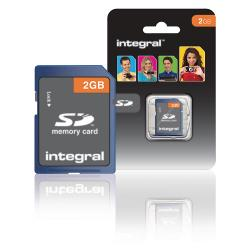 Integral INSD2GV2 SD (Secure Digitaal) Geheugenkaart 4 2 GB