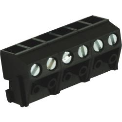RND Connect RND 205-00214 Pin Pluggable Terminal Block Screw terminal Schroef connectie 6P