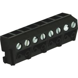 RND Connect RND 205-00216 Pin Pluggable Terminal Block Screw terminal Schroef connectie 8P