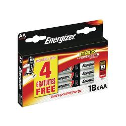 Energizer 53541411000 Alkaline Batterij AA Max-Blister