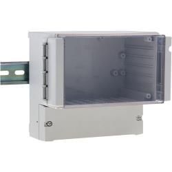 RND Components RND 455-00062 PCB Enclosure 185 x 213 x 104.5 mm ABS<multisep/>PC