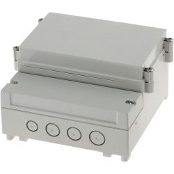 RND Components RND 455-00071 PCB Enclosure DIN rail 161 x 166 x 121 mm