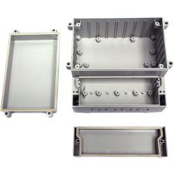 RND Components RND 455-00074 PCB Enclosure DIN rail 281 x 296 x 158 mm