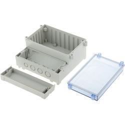 RND Components RND 455-00079 PCB Enclosure DIN rail 281 x 296 x 158 mm