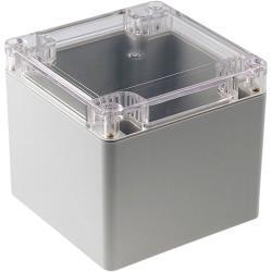RND Components RND 455-00134 Kunststof behuizing 100 x 100 x 90 mm Lichtgrijs PC IP65