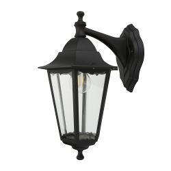 Ranex 1000909 LED Wandlamp voor Buiten Zwart