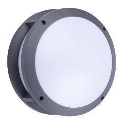 Ranex 1002725 LED Wandlamp voor Buiten 5 W 650 lm Donkergrijs