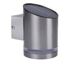 Ranex 1002291 Solar Wandlamp LED Zilver