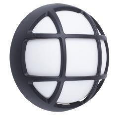 Ranex 1004131 LED Wandlamp voor Buiten 4 W 270 lm Zwart