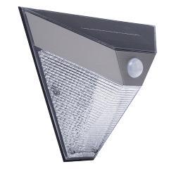 Ranex 1004586 Solar Wandlamp LED Zilver