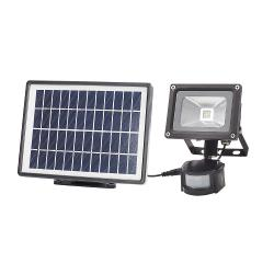 Ranex 1004814 LED Floodlight met Sensor 3 W 550 lm Zwart